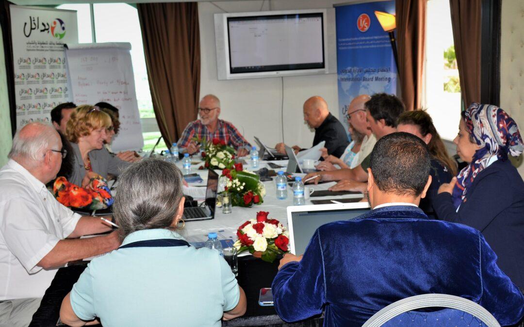 IFS Board Meeting