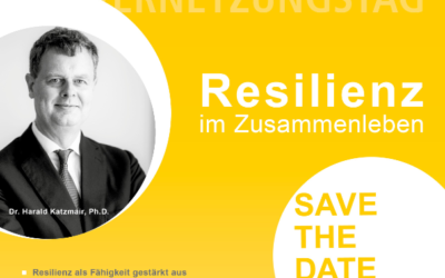 Online Event: Resilience in living together26/02/2021